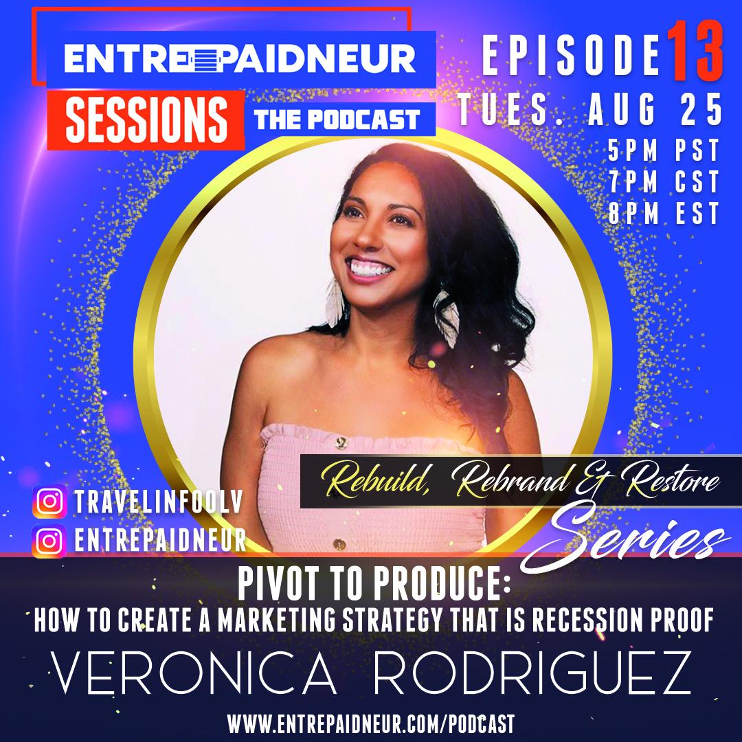 Veronica Rodriguez Marketing Consultant
