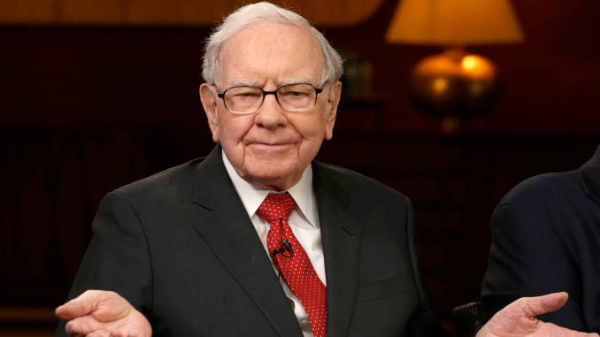 Warren Buffet Success